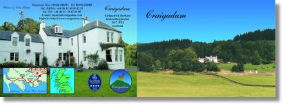 Craigadam Country House Galloway
